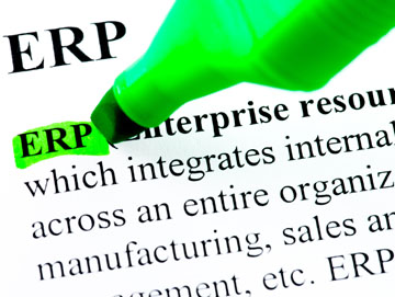 ERP & CRM Software